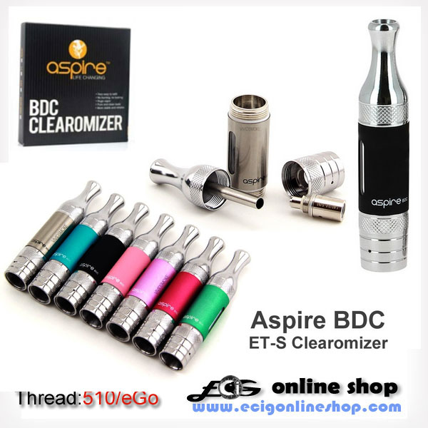 ASPIRE ET-S BDC GLASSOMIZER