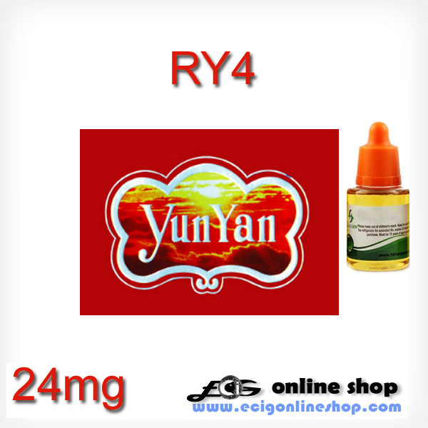 30ml HS E-cigarette liquid-RY4 18mg