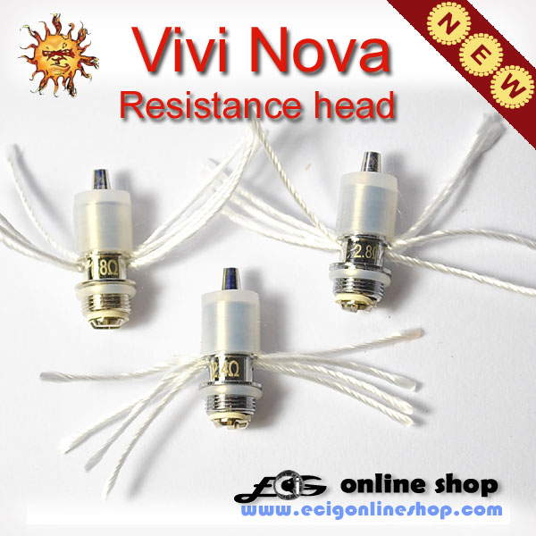 Vivi Nova Resistance head for mini and 3.5ml vivi nova